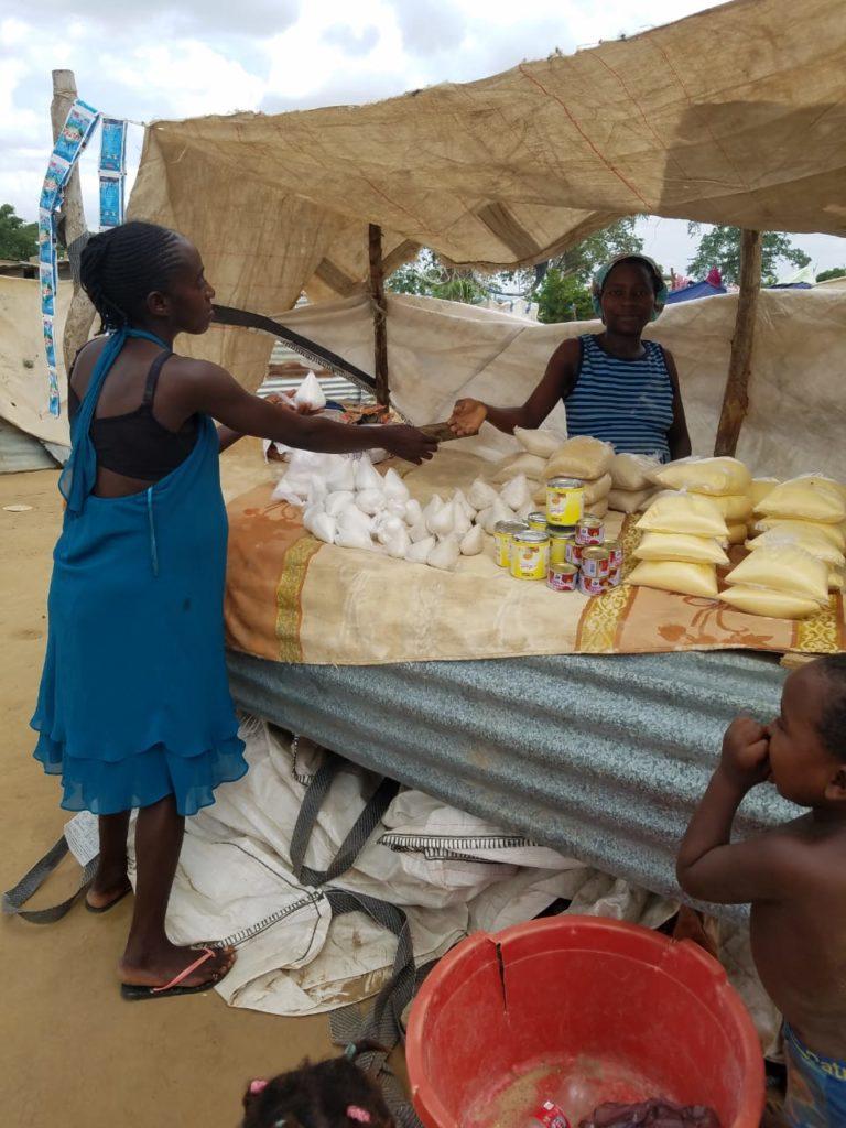 Mujeres y emprendimiento en Angola